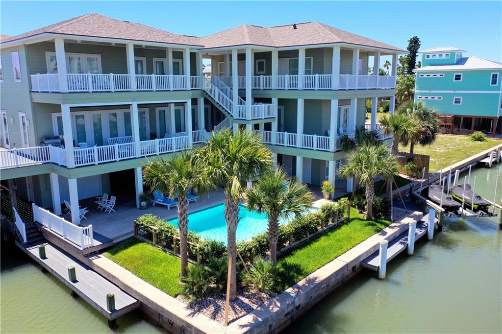 1027 Private Road D Property Photo - Port Aransas, TX real estate listing