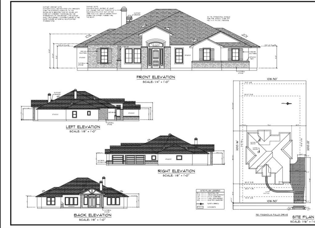 705 Buffalo Creek Court Property Photo