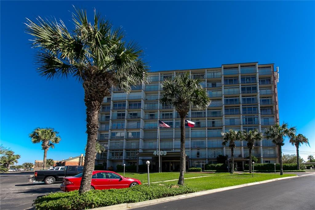 4600 Ocean Drive #807 Property Photo - Corpus Christi, TX real estate listing