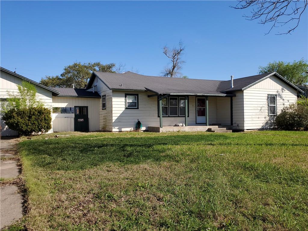 416 Field Ave. Property Photo - Taft, TX real estate listing