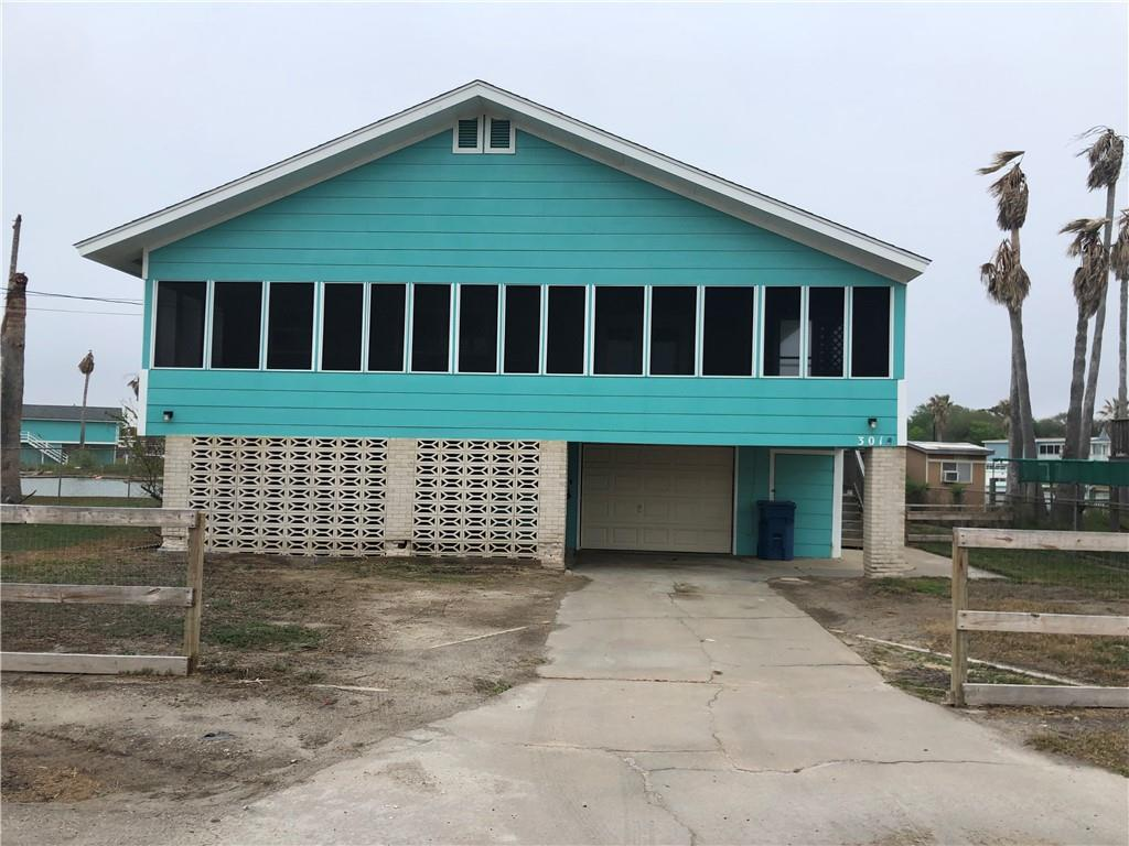 301 Bayshore Drive Property Photo - Ingleside on the Bay, TX real estate listing