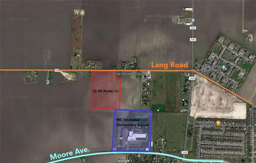7635 Lang Road Property Photo