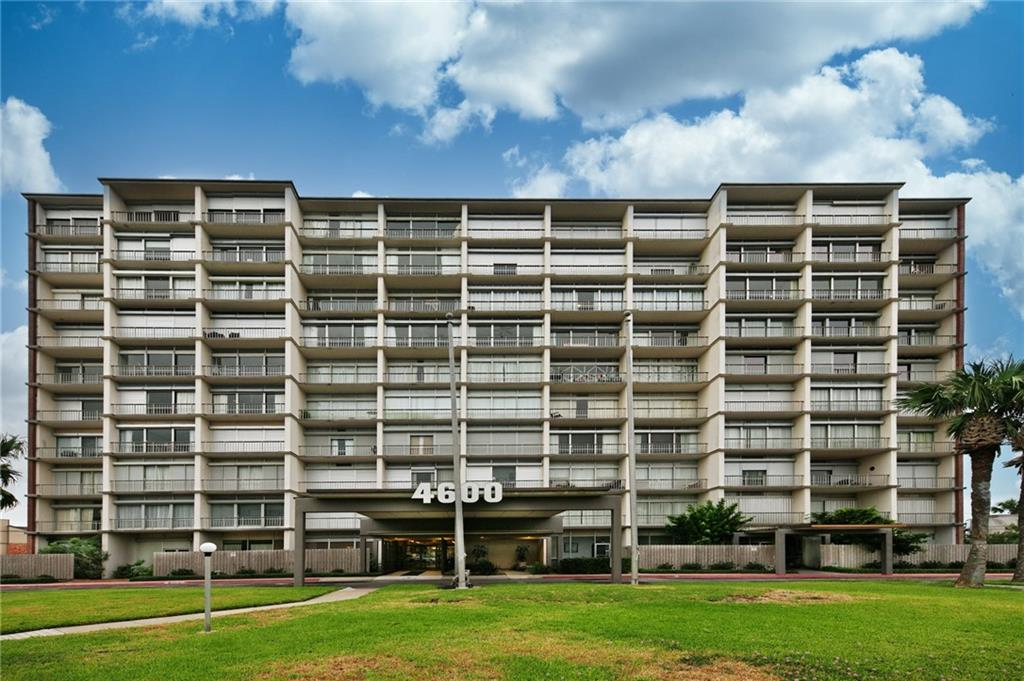 4600 Ocean Drive #308 Property Photo - Corpus Christi, TX real estate listing