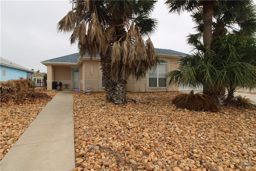 1037 Pompano Drive Property Photo - Aransas Pass, TX real estate listing