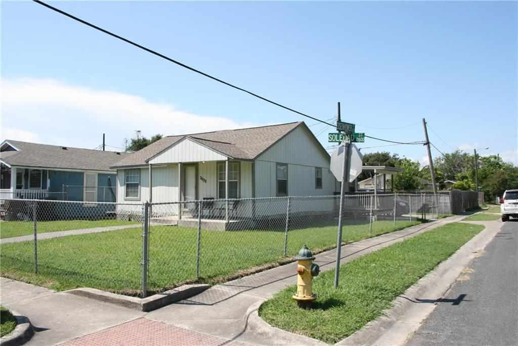 2639 Soledad Street Property Photo