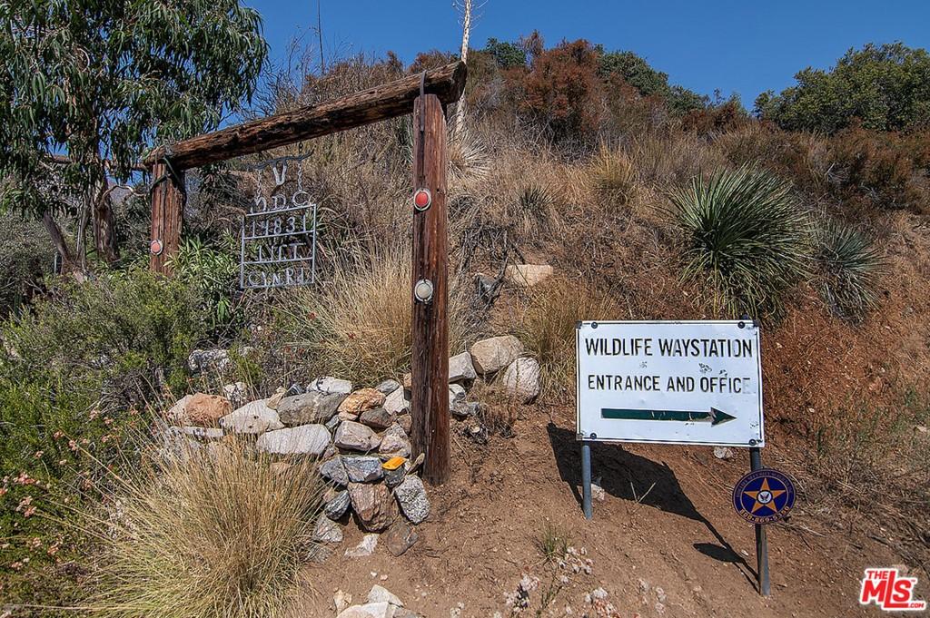 14831 Little Tujunga Canyon Road Property Photo