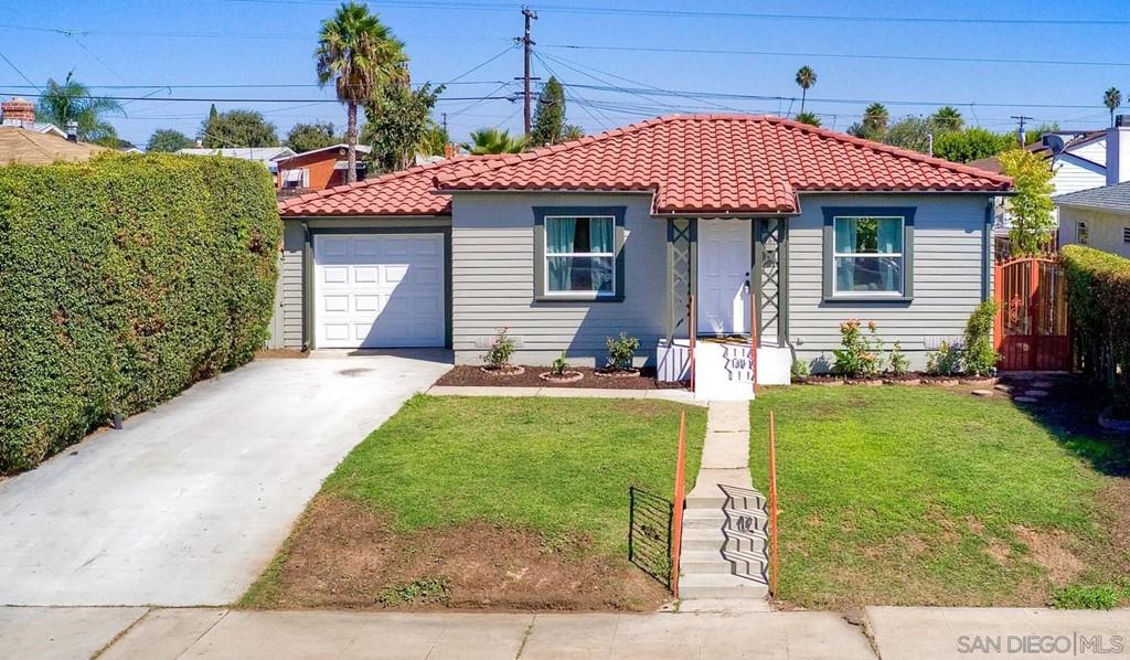 3611 Wilson Avenue Property Photo