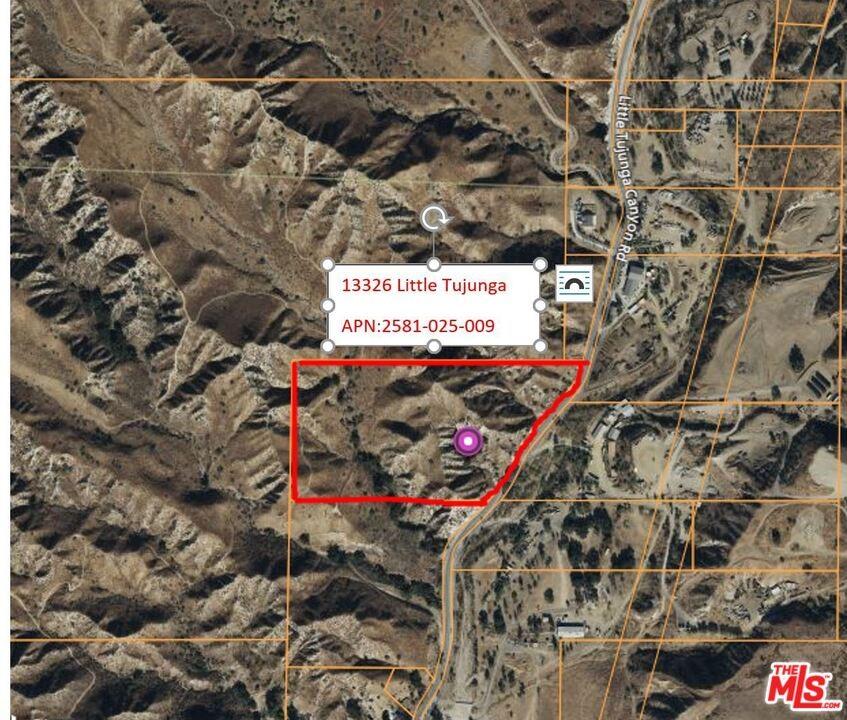 0 13326 Little Tujunga Canyon Road Property Photo