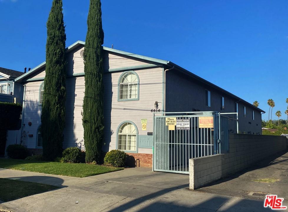 6616 Sylmar Avenue Property Photo