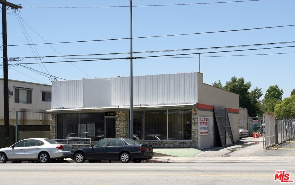 7701 Sepulveda Boulevard Property Photo