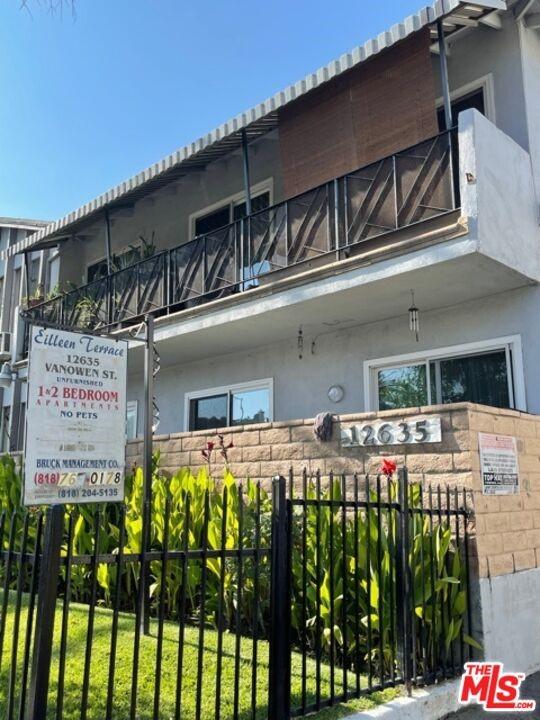 12635 Vanowen Street Property Photo