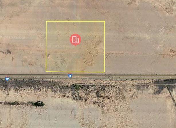 140 Acres I-10 Freeway Property Photo