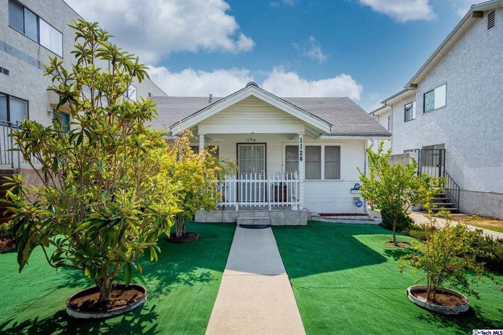 1126 Linden Avenue Property Photo