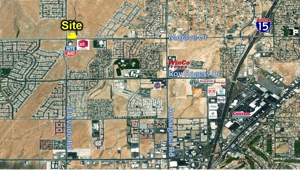 0 Mojave Drive Property Photo