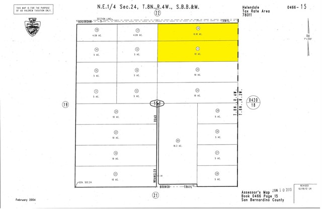 0 Frontier Road Property Photo 1