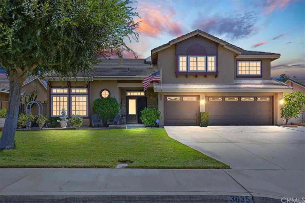 3635 Ponderosa Avenue Property Photo