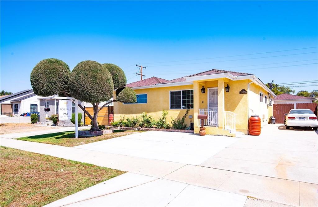 15316 Flallon Avenue Property Photo