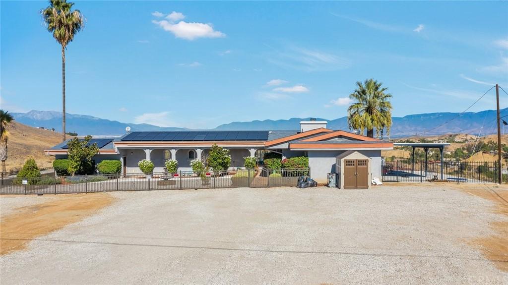 2787 Reche Canyon Road Property Photo