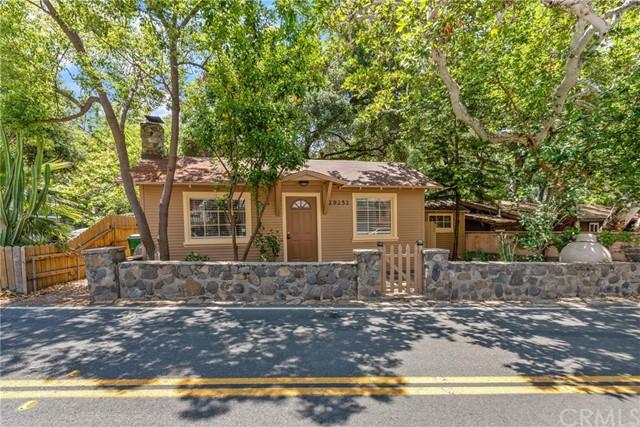 29252 Silverado Canyon Road Property Photo