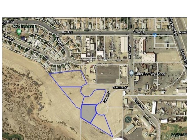 Industrial Lots Sherman St Property Photo