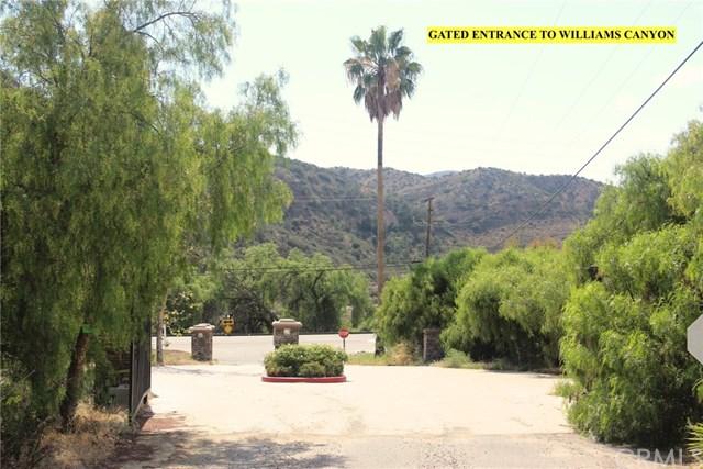 28621 Williams Canyon Road Property Photo