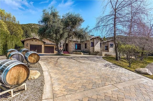 Silverado Canyon Real Estate Listings Main Image