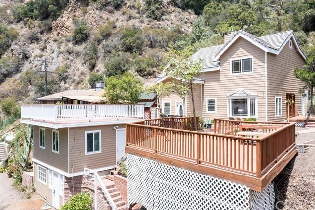 30051 Silverado Canyon Road Property Photo