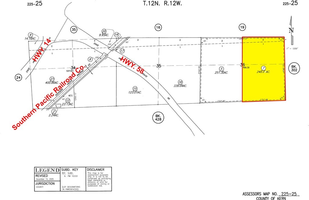 248 Ac Northeast Of Hwy. 58 And Hwy.14 Property Photo