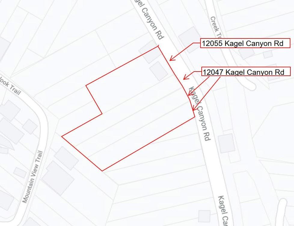 12055 Kagel Canyon Road Property Photo