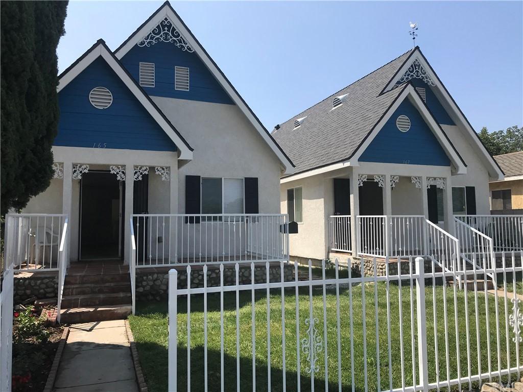165 167 N Azusa Avenue Property Photo