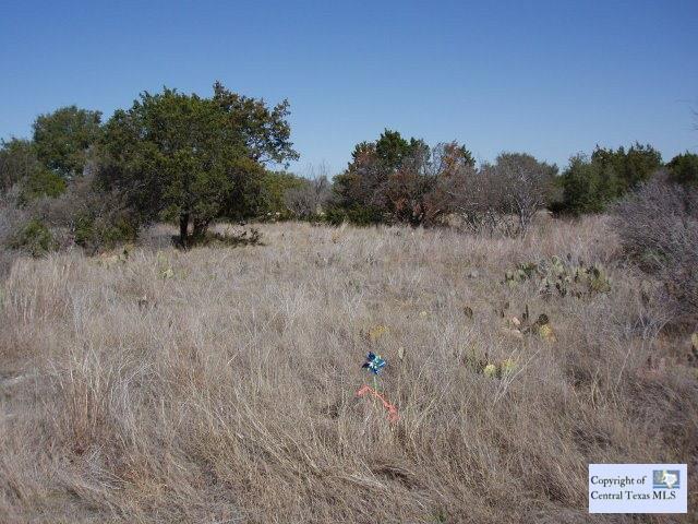 0 (Lot 1061) Hob Nail Property Photo - Horseshoe Bay, TX real estate listing