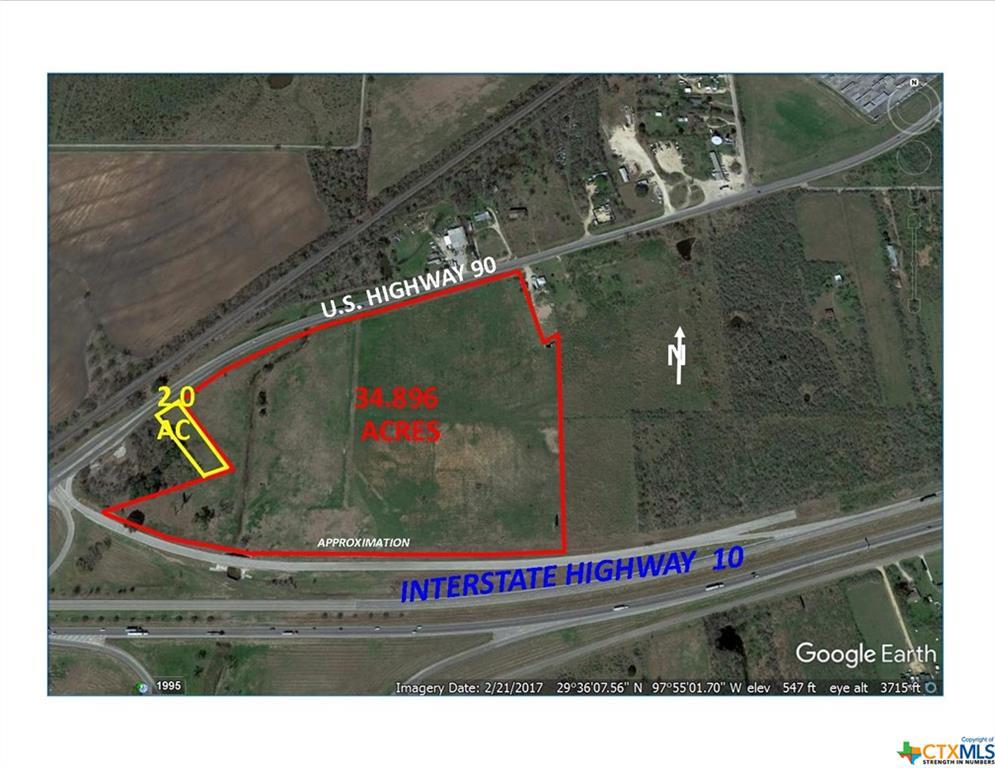 Ih-10 E Us Hwy 90 Highway Property Photo