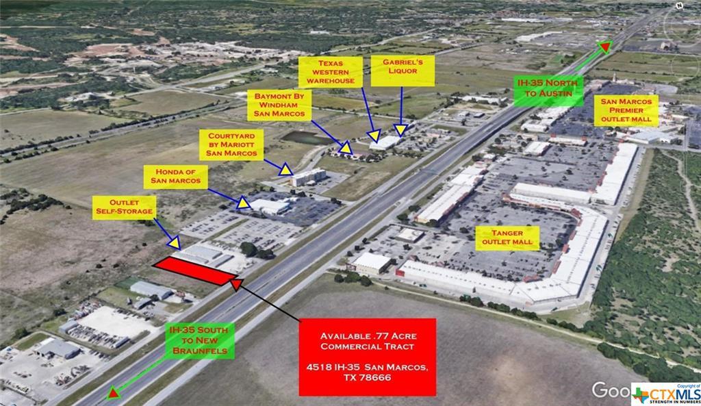 4518 Interstate 35 Property Photo