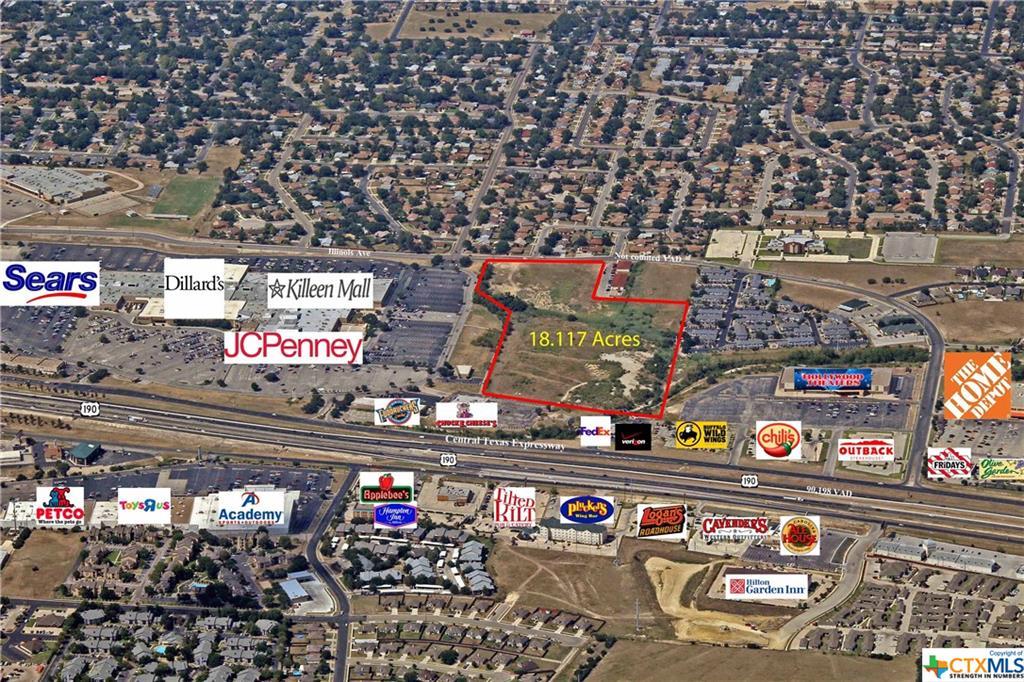 0 Illinois Property Photo - Killeen, TX real estate listing