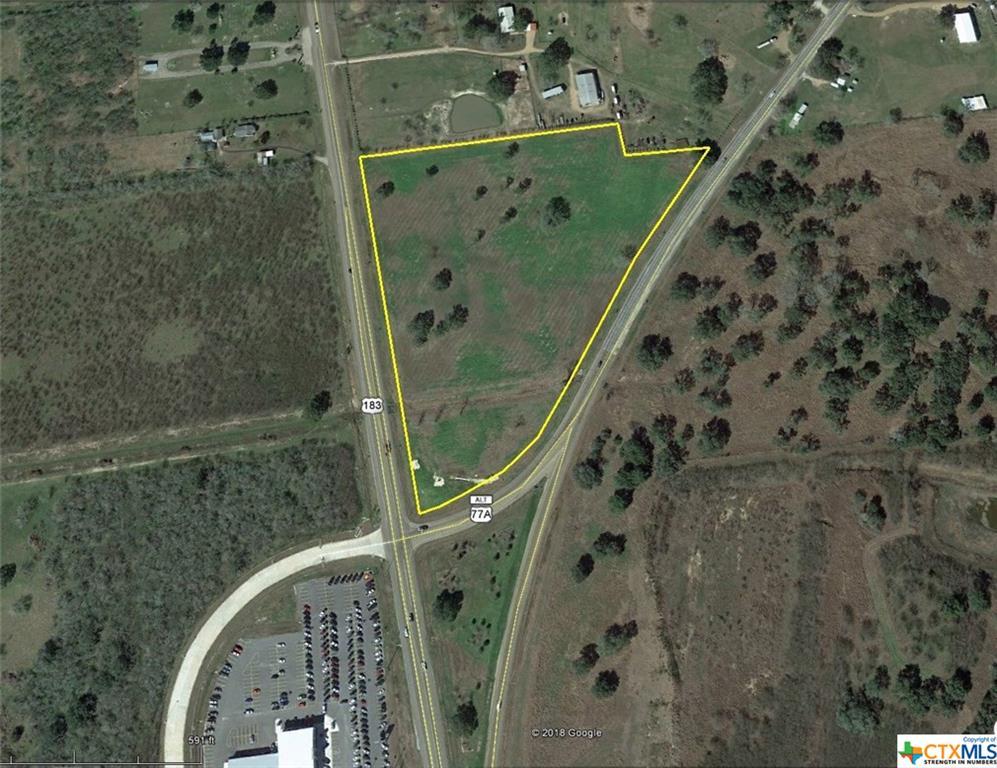 00 N 00 US 183 N & 00 US 77A N Highway Property Photo - Cuero, TX real estate listing