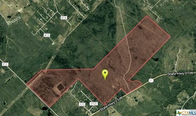 TBD FM 812 AND HWY 21 Highway Property Photo - Cedar Creek, TX real estate listing