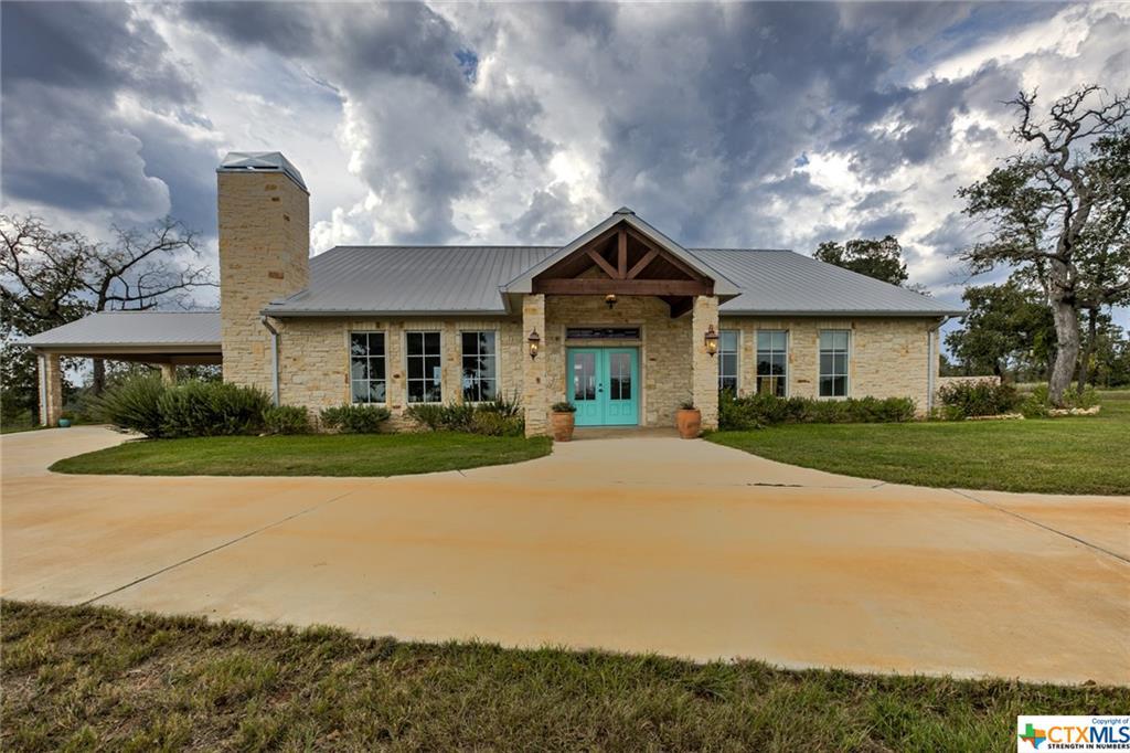 Sandy Ranch Road Property Photo - Harwood, TX real estate listing