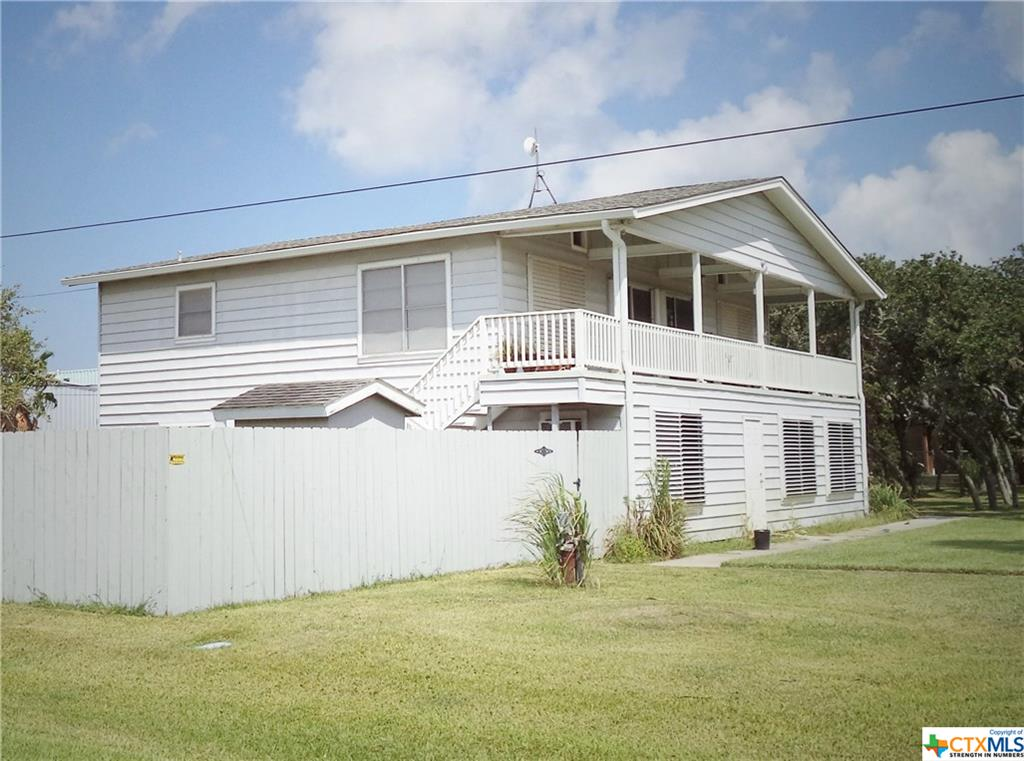 1310 W Main Street Property Photo - Port O'Connor, TX real estate listing