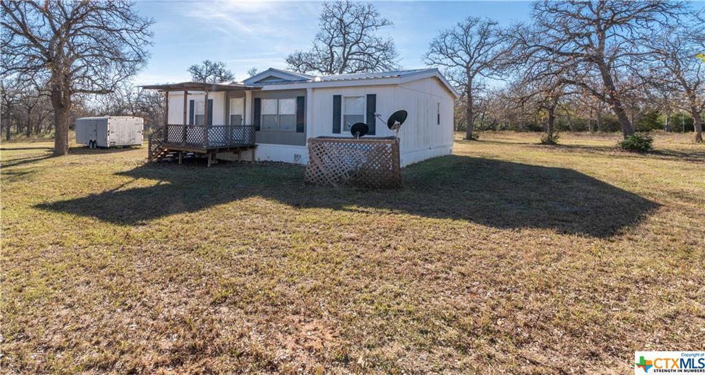 2669 Chalk Road Property Photo - Harwood, TX real estate listing
