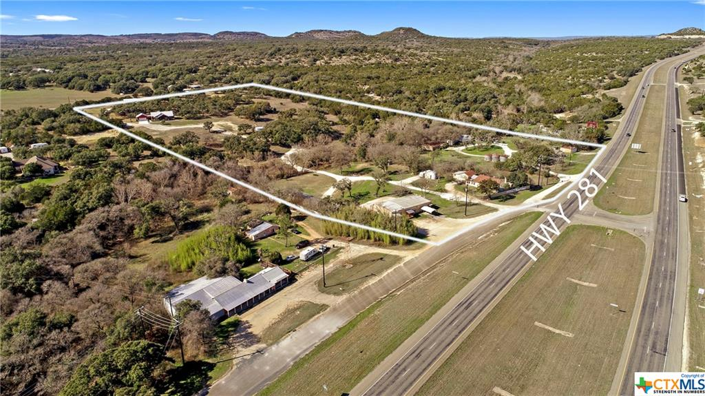 5268 S U. S. Highway 281 Property Photo - Johnson City, TX real estate listing