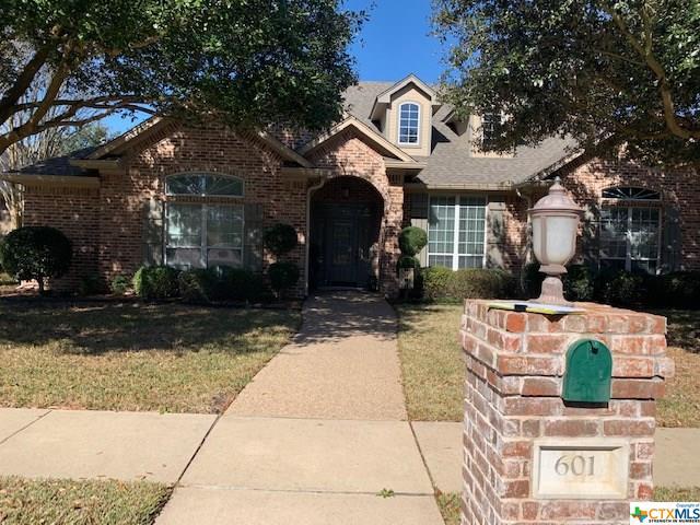 601 Hunters Run Property Photo - Waco, TX real estate listing