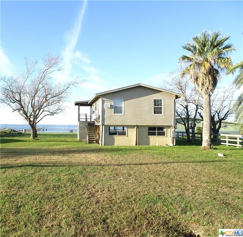 1305 Swan Point Road Property Photo - Seadrift, TX real estate listing