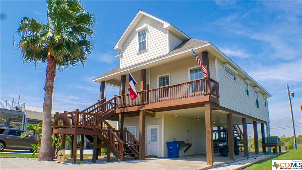1112 W Commerce Street Property Photo - Port O'Connor, TX real estate listing