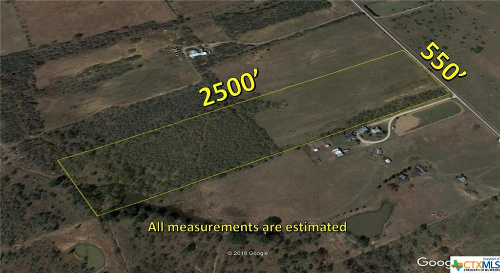 TBD Cooksey Rd Property Photo - Adkins, TX real estate listing