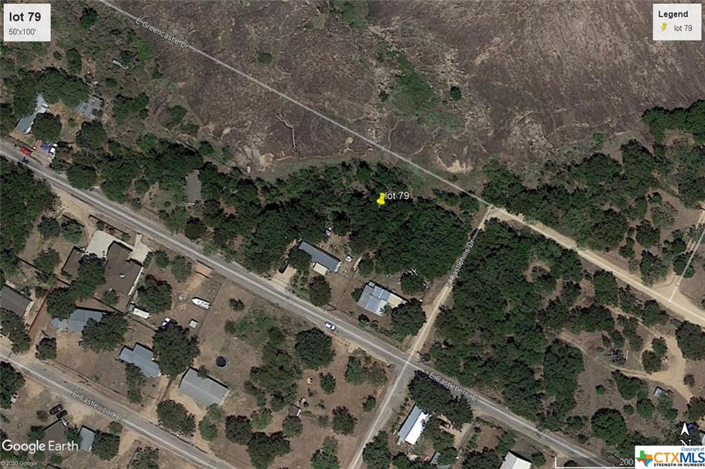 lot 79 east green castle Property Photo - Granite Shoals, TX real estate listing