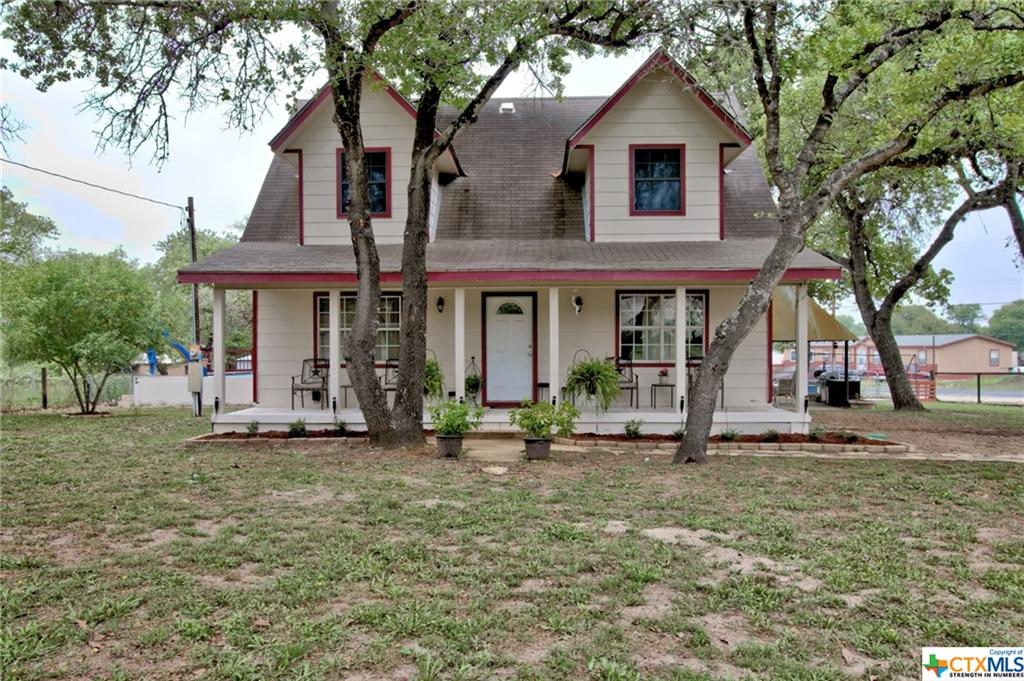 4431 Waterwood Pass Drive Property Photo - Elmendorf, TX real estate listing