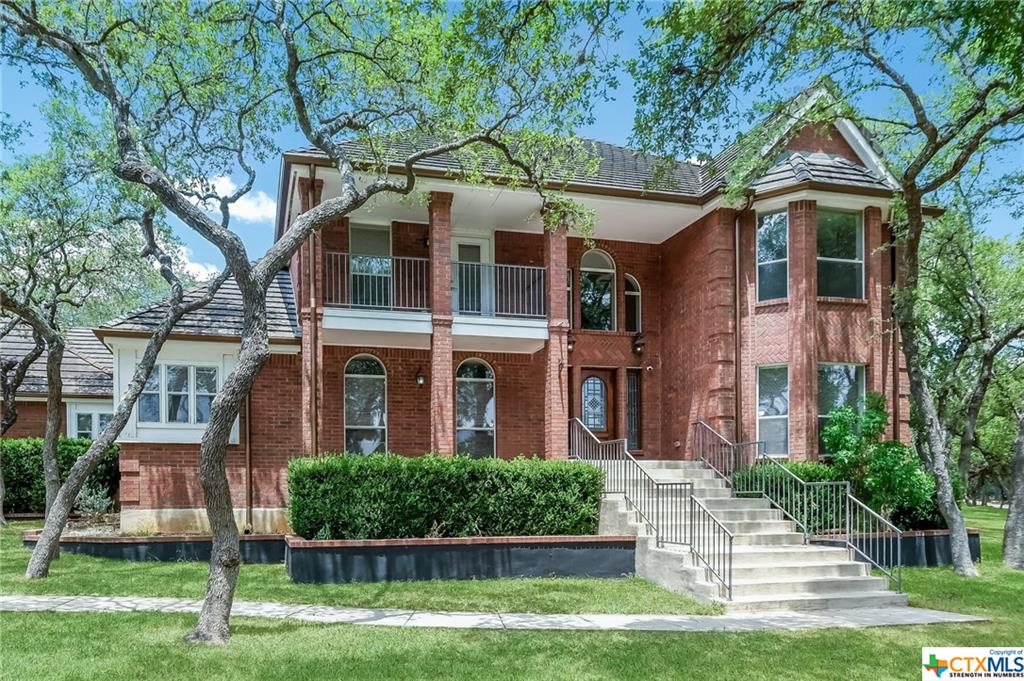 21765 Forest Waters Circle Property Photo - Garden Ridge, TX real estate listing
