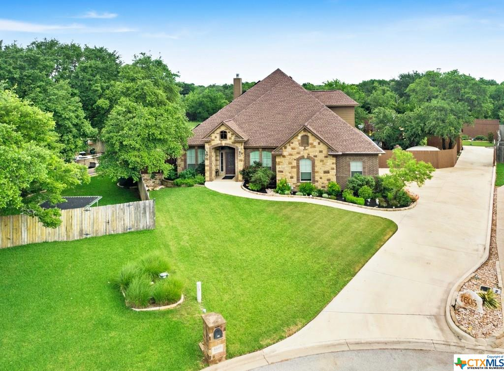 1603 Sandbar Circle Property Photo - Belton, TX real estate listing