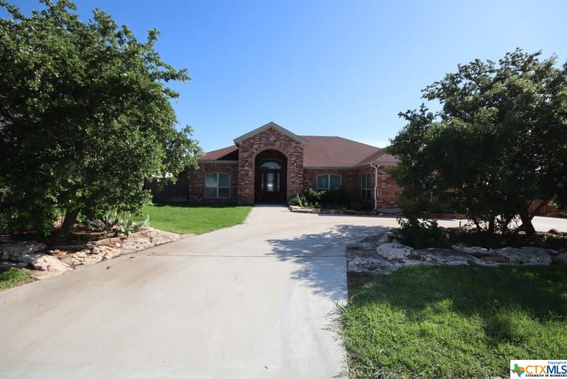 1807 Ridgewood Court Property Photo - Harker Heights, TX real estate listing