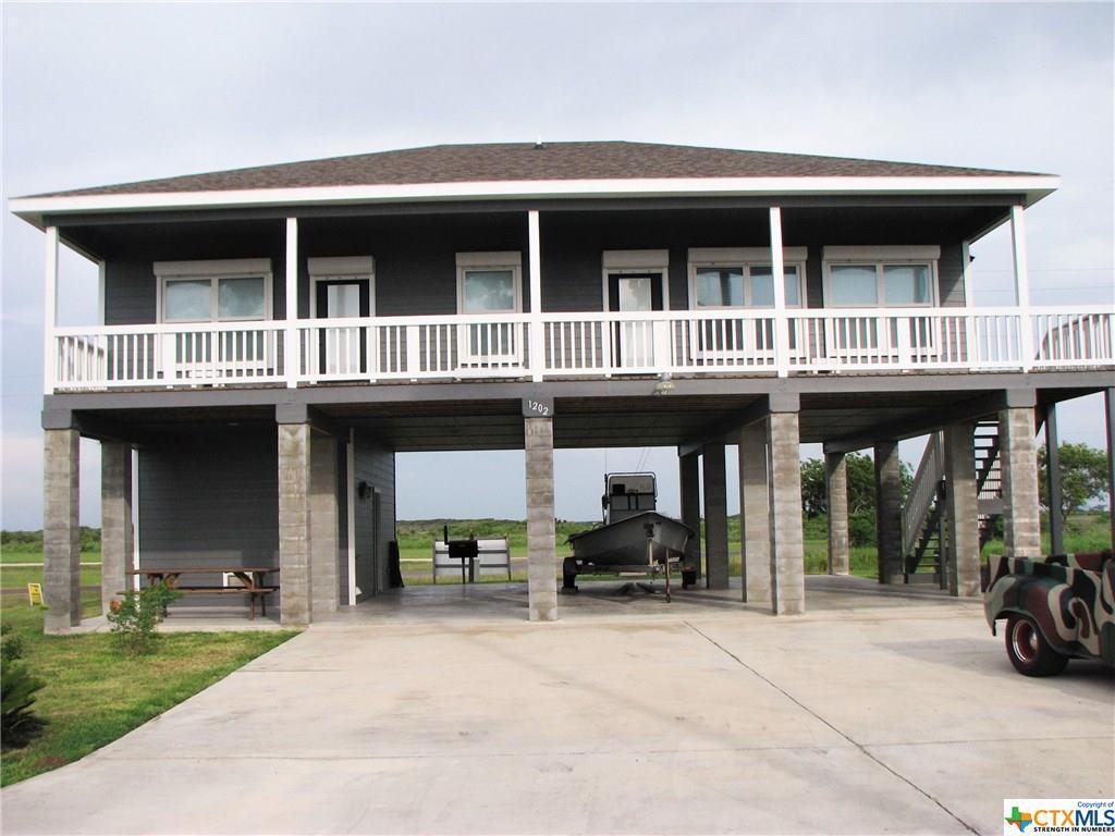 1202 E Matagorda Drive Property Photo - Port Mansfield, TX real estate listing